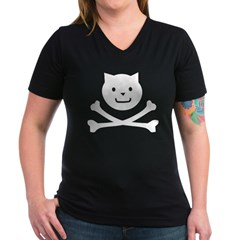 Cat and Bones Shirt