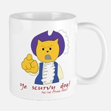 Scurvy Dog Mug