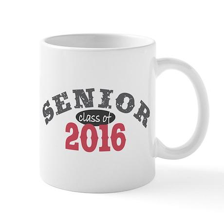 Senior Class of 2016 Mug