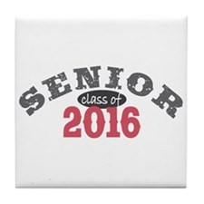Senior Class of 2016 Tile Coaster