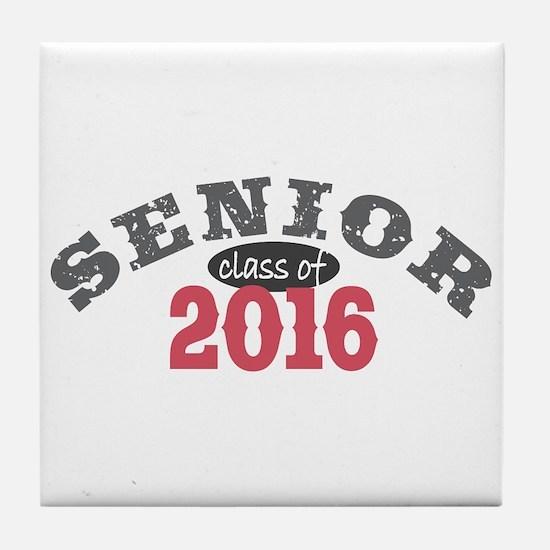 Senior Class of 2016 Tile Coaster