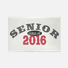 Senior Class of 2016 Rectangle Magnet