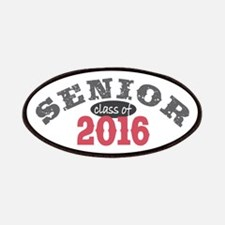 Senior Class of 2016 Patches