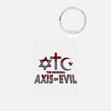 Original Axis of Evil Keychains