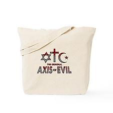Original Axis of Evil Tote Bag