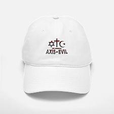 Original Axis of Evil Baseball Baseball Cap