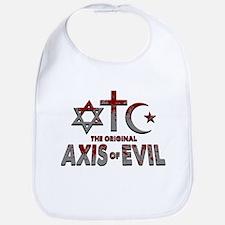 Original Axis of Evil Bib