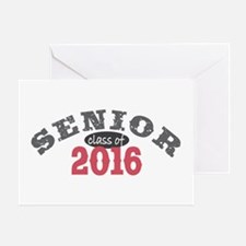 Senior Class of 2016 Greeting Card