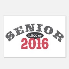 Senior Class of 2016 Postcards (Package of 8)