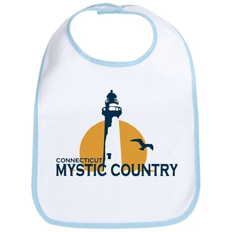 Mystic CT - Lighthouse Design. Bib