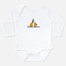 Mystic CT - Lighthouse Design. Long Sleeve Infant