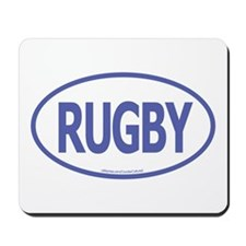 RUGBY Mousepad