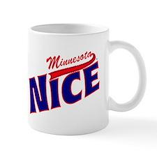 Minnesota Nice Tshirt Mug