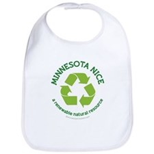 Minnesota Nice Renewable Bib