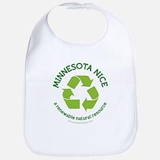 Minnesota Nice Renewable Bib