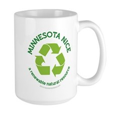 Minnesota Nice Renewable Mug