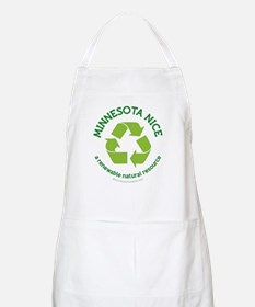 Minnesota Nice Renewable Apron