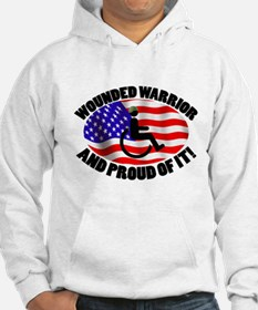 Proud Wounded Warrior Hoodie