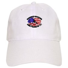 Proud Wounded Warrior Baseball Cap