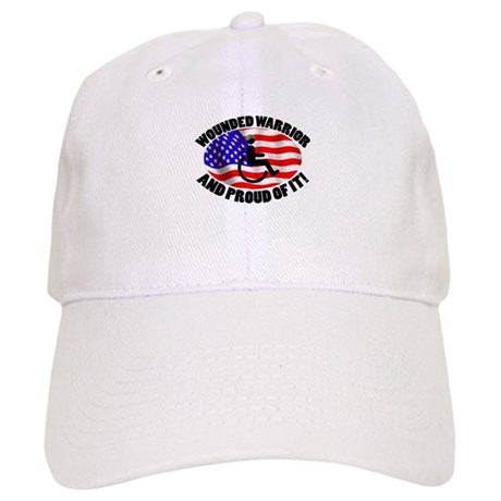 Proud Wounded Warrior Cap