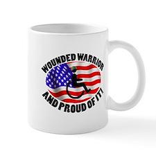 Proud Wounded Warrior Mug