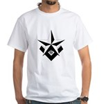Star Master Mason White T-Shirt
