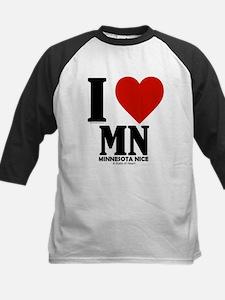 Minnesota Nice I love mn Tee