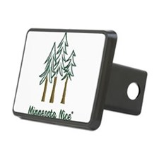 Minnesota Nice trees Hitch Cover
