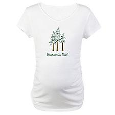 Minnesota Nice trees Shirt