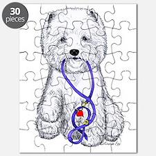 Westie Walkie Puzzle