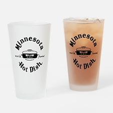 Minnesota Hot Dish Drinking Glass