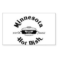 Minnesota Hot Dish Decal