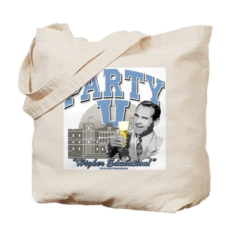 Higher Education Tote Bag