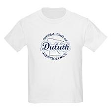 Minnesota Nice Duluth Official Home T-Shirt