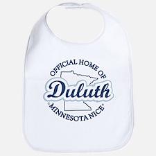 Minnesota Nice Duluth Official Home Bib