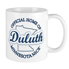 Minnesota Nice Duluth Official Home Mug