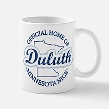 Minnesota Nice Duluth Official Home Small Small Mug