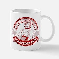 Minnesota Nice st paul girl Mug