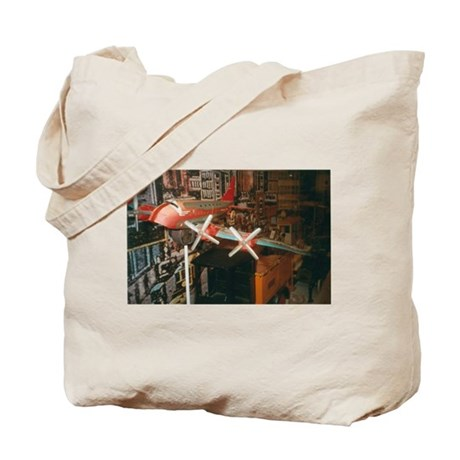 Star Airplanes. Tote Bag