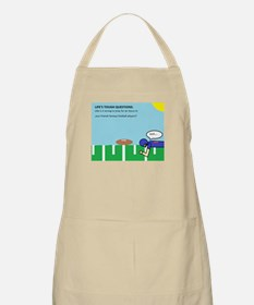 laughing till it hurts Apron