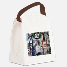 route_66.JPG Canvas Lunch Bag