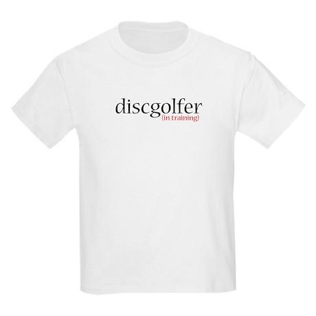 Disc Golf Propoganda Kids T-Shirt