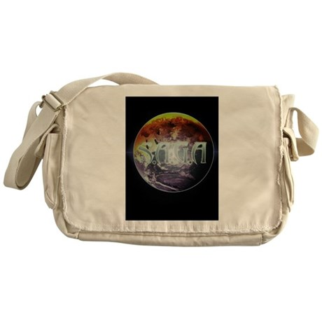 White Lion Indie Movie Project. Messenger Bag