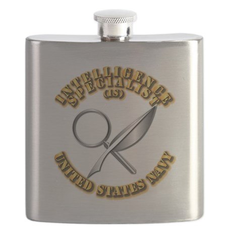 Navy - Rate - IS Flask