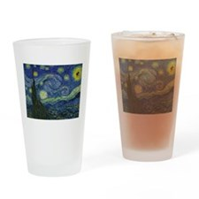 Starry ET Night Drinking Glass