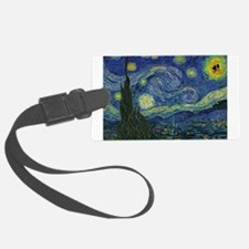 Starry ET Night Luggage Tag