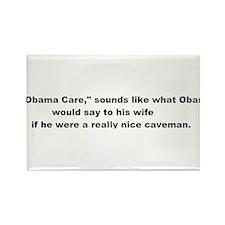 Obama_Care Rectangle Magnet (10 pack)