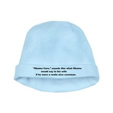 Obama_Care baby hat