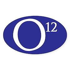 O-12 Decal