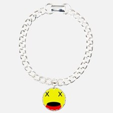 Zombie Smiley Face Bracelet